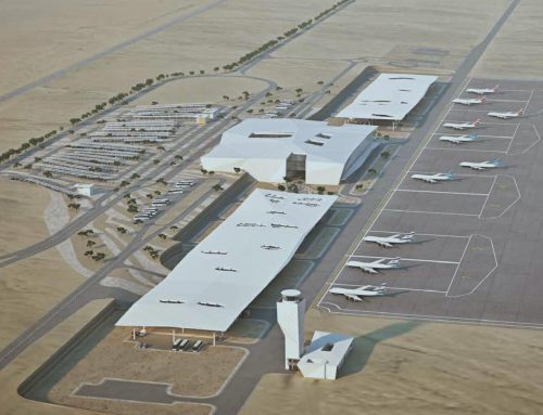 TIMNA RAMON INT. AIRPORT